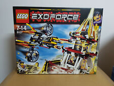 LEGO EXO Force 8107 golden tower new perfect exo-force exoforce