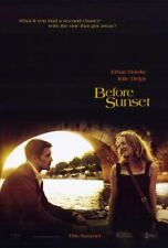 Before Sunset 27x40 Movie Poster (2004)