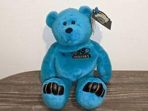 MARK BRUNELL Jacksonville Jaguars NFL Football Beanie Baby Bear Plush Doll