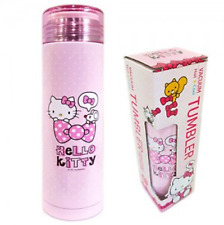 Hello Kitty Tumbler Thermos Water Bottle Stainless Steel Vacuum 300ml(10oz)