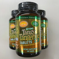 Beyond Tangy Tangerine BTT 2.0 Tablets - 120 (3 Pack) Youngevity Dr. Wallach