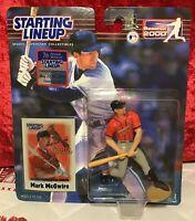 2000 Starting Lineup Baseball Mark McGwire Cardinals SLU MOC