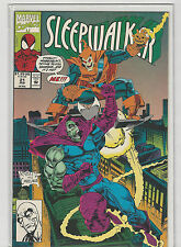 Sleepwalker #21 Marvel Comics (1991 series) NM