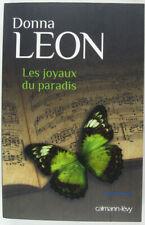 Les Joyaux du paradis Donna Leon 2012