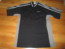 Nike Snap Button-Down (LARGE) Warm-Up Jacket