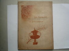 1903 CATALOGUE DES FRESQUES DE BOSCOREALE VENTE DU 08 JUIN A SAMBON CHEZ CANESSA