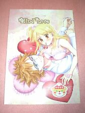 Doujinshi Fairy Tail Blind Love Loki×Lucy/hallelujah[Japan Import]