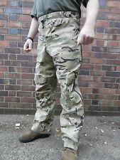 British Army MTP Goretex Trousers Lightweight Waterproof MVP Genuine Issue