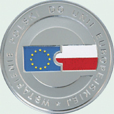 Poland / Polen - 10zl Poland´s Accession to the European Union