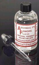 AMERICAN FLYER SMOKE FLUID* 4OZ BOTTLE W/DROPPER *'