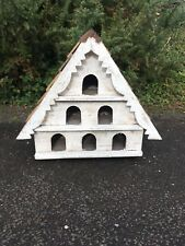 Dovecote Style Birdhouse medium Hole 3 Tier for medium Birds