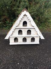 Dovecote Style Birdhouse Medium Hole 3 Tier for medium Birds