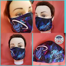 Miami Heat Vice Fashion Face Mask
