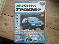 YORKSHIRE AUTO TRADER 24 - 30 MAY 2001 FIND YOUR PERFECT PARTNER