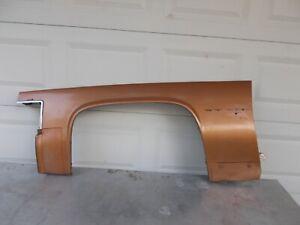 1977-1979 Cadillac RWD left front fender deville fleetwood brougham