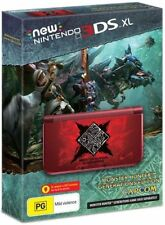 Nintendo 3ds XL Console Monster Hunter Generations Edition