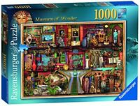 Ravensburger Museum of Wonder 1000pc Jigsaw Puzzle Education History Present