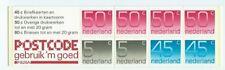 Niederlande Markenheftchen Postzegelboekje PB 25a NVPH