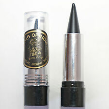Kajal Stift  2 Stück Khol Natur Ayurveda-Kajalstift 100% natürlich Schwarz  3G 2
