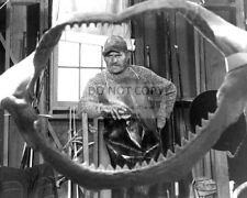 """Robert Shaw As """"Quint"""" In The 1975 Film """"Jaws"""" - 8X10 Publicity Photo (Rt175)"""