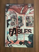 Fables, Vol. 1: Legends in Exile, Signed! by Bill Willingham 2002 Vertigo, NM-
