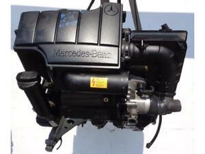 166940 MOTORE MERCEDES-BENZ CLASSE A (W168) 1.4B 8V 82CV (2004)
