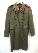 Vintage Russian Army Officers Overcoat