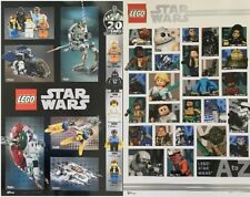 Giant 3' Lego Star Wars 20th Anniversary Limited Edition Double Sided Poster