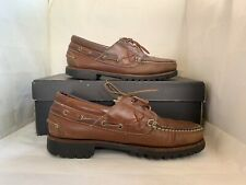 Ralph Lauren Polo Norvin Handsewn Size 10 Tan Leather 2008 Ranger Boot