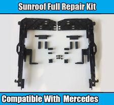 TETTO apribile kit di riparazione completo per Mercedes Classe E S124 W124 SET COMPLETO * NUOVO *