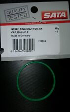SATA 3000 HVLP (Green) Air Cap id Ring
