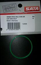 SATA 3000 HVLP (Green) Air Cap id Ring (123059)