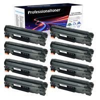 8PK CE278A 78A Black Toner Cartridge Compatible For HP LaserJet P1606dn M1536dnf
