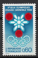 FRANCE TIMBRE NEUF N° 1520  ** J O  D HIVER A GRENOBLE