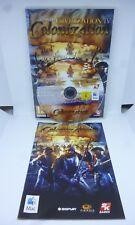 Sid Meier's Civilization IV: Colonization (PC: Mac, 2008) - European Version