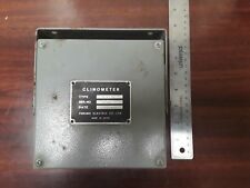 Furuno BS-704 Clinometer Junction Box