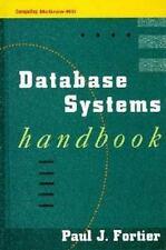 Database Systems Handbook Fortier, Paul J. Hardcover