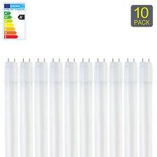 tube neon led tL T8 150cm 18w blanc 4000K Lot 10x