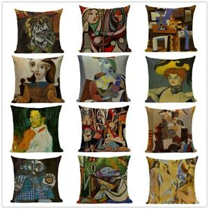 Pablo Picasso Famous Paintings Cushion Covers The Starry Night Cushion Cover