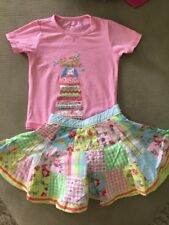 OILILY Princess And The Pea Skirt And Top Age 3
