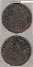 Jeton Rechenpfennig AMOR PATRIAE //  HORATII ET CURATII (D032) stampsdealer
