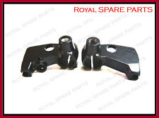 New Royal Enfield Brake Lever And Clutch Lever Brackets - Best Quality
