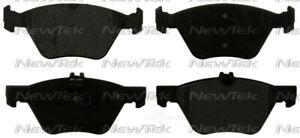 Disc Brake Pad Set-Galaxy Ceramic Disc Pads Front NewTek SCD853