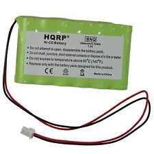 HQRP Batería para Ademco Honeywell LYNXRCHKITHC K5109, 781410403291, 55026089