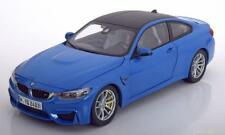1:18 Paragon BMW M4 F82 Coupe bluemetallic