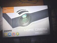 3000 Lumens Android WiFi 4K HD 1080P 3D LED Home Theater Projector HDMI VGA USA