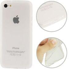 Custodia Cover Silicone Trasparente Cristallo per Apple Iphone 5C