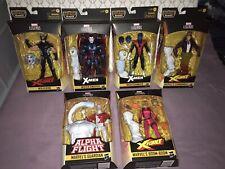 Marvel Legends Wendigo BAF Wave Set Complete
