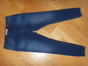 """JEANSWEST FREEFORM 360"" Cotton Modal Polyester Elastane, Skinny Jeans, Size 14"