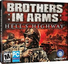 Brothers In Arms Hell's Highway PC Games Windows 10 8 7 XP Computer shooter NEW